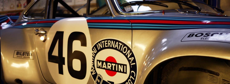 Some of the world's most important Porsches come to Prill Porsche Classics