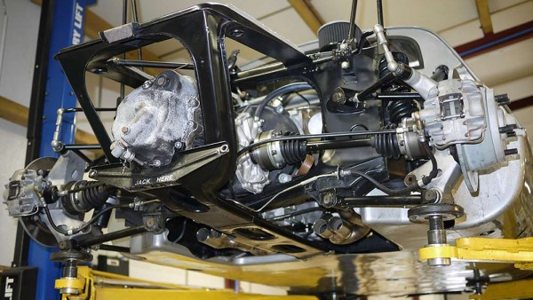 Porsche Restoration Projects